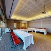 Online room reservation